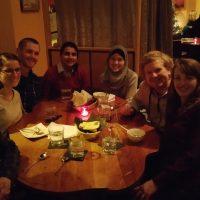 Holiday Dinner 2014