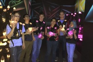 Laser Tag Night
